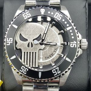 FIRM PRICE 100%-INVICTA LIMITED EDITION PUNISHER